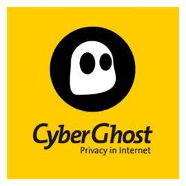 ����������� ������������ � ���� CyberGhost VPN