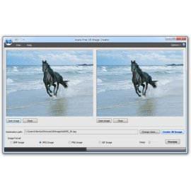 Преобразования фото в 3D изображение - Free 3D Photo Maker