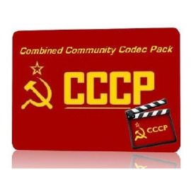 Набор кодеков Combined Community Codec Pack (CCCP)