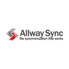 ������������� ������ � ����� Allway Sync