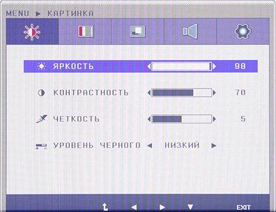 Как сделать яркость экрана на компьютере