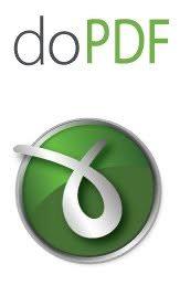 Бесплатный PDF конвертер doPDF