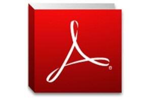 Читалка PDF файлов Adobe Reader