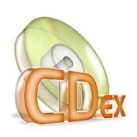 Программа для записи аудио дисков CDex