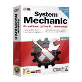 Оптимизация системы System Mechanic