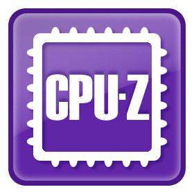 Информация о системе CPU-Z