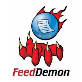 Чтение RSS лент FeedDemon