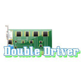 Менеджер драйверов Double Driver