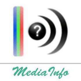 Информация о медиафайлах MediaInfo