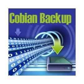 Резервное копирование данных Cobian Backup