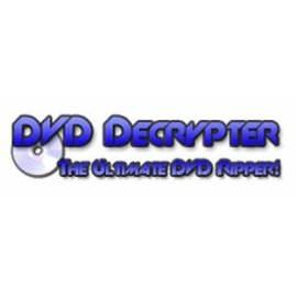 Снятие защиты с диска DVD Decrypter