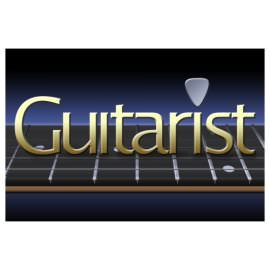 Сборник аккордов и табулатур Guitarist