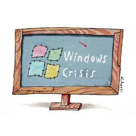Windows Crises!