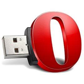 Браузер Opera@USB