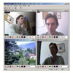 Запись видео ContaCam