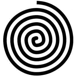 Рисование спиралей - Spiral