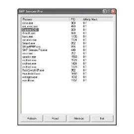 Утилита для многоядерных процессоров SMP Seesaw Pro