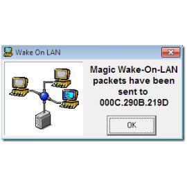 WOL (Wake-on-LAN)