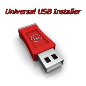 Создание загрузочных флешек Universal USB Installer
