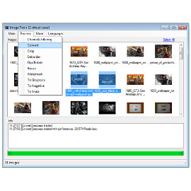 Программа для работы с графикой Image Tools