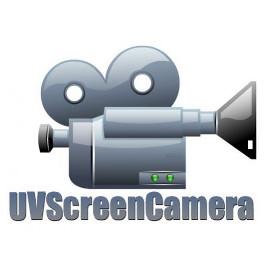 Запись видео UVscreenCamera