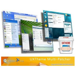 Патч для установки тем на Windows - UxTheme Multi-Patcher
