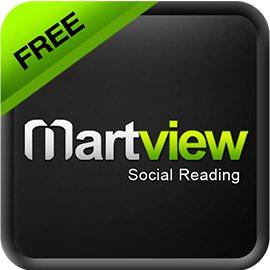 Программа для чтения электронных книг Martview