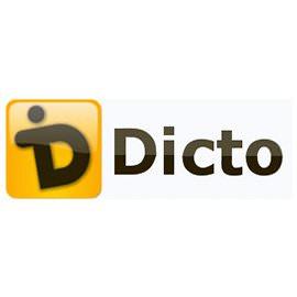 Электронный словарь Dicto