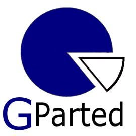 Программа для управления разделами HDD GParted
