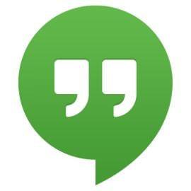 Программа для общения в сети Google Hangouts