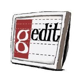Текстовый редактор для работы с программным кодом Gedit
