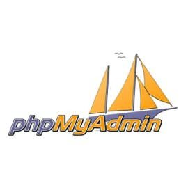 Интерфейс для администрирования баз данных PhpMyAdmin