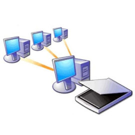 Как настроить общий доступ к сканеру в локальной сети?