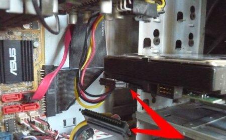 Как подключить второй жесткий диск к компьютеру?