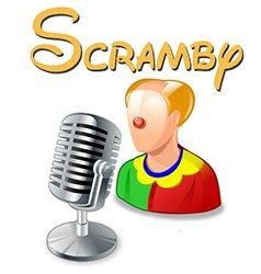 Маскировка голоса Scramby