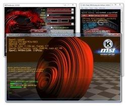 Утилита для видеокарты MSI Kombustor