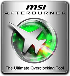Разгон видеокарты MSI Afterburner