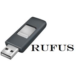Создание загрузочной флешки Rufus