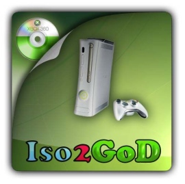 Конвертер ISO-образов Iso2God