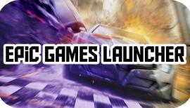 Лаунчер для скачивания игр Epic Games Launcher