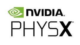 Физический движок Nvidia PhysX