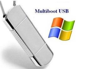 Создание загрузочной флешки MultiBoot USB