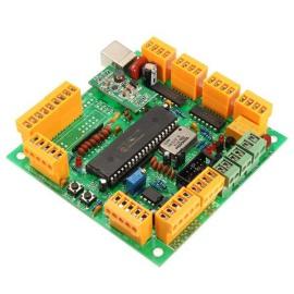 Управление станком с ЧПУ – CNC USB Controller