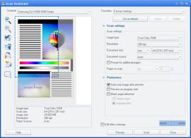 Настройка сканера Samsung Scan Assistant