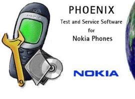 Перепрошивка телефона Nokia - Phoenix