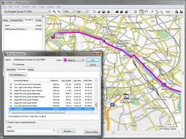 Работа с картами Garmin - MapSource