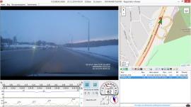 Редактор записей видеорегистратора - Registrator Viewer