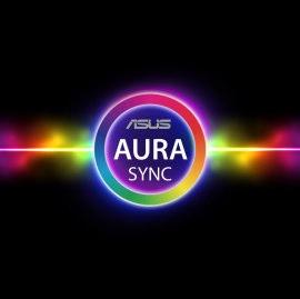 Управление подсветкой компьютера ASUS Aura