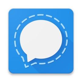 Расширение браузера для общения Signal Private Messenger