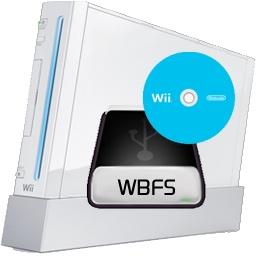 Копирование игр Nintendo Wii на ПК - WBFS Manager